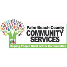 Palm Beach County Community Services logo