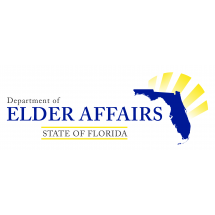 Department of Elder Affairs Florida logo